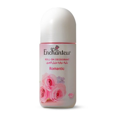 Enchanteur Romantic Roll On Deodorant For Women - 40 ml