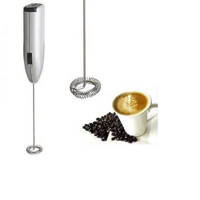 Electronic Milk, Coffee, Egg Frother Mixer