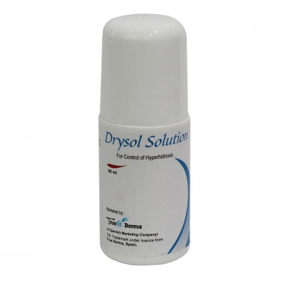 Dry Soul For Control Of Hyperhydrosis - 60 ml