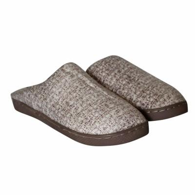 Brown Winter Unisex Indoor Slippers