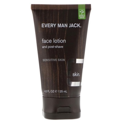 Every Men Jack face lotion and post shave (sensitive skin)